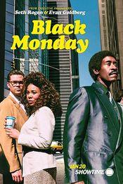Poster Black Monday