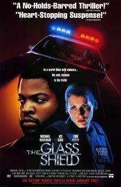 Poster The Glass Shield