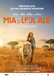 Poster Mia and the White Lion