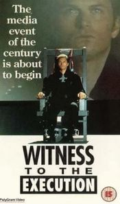 Poster Witness to the Execution
