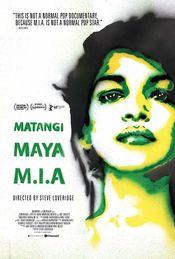 Poster Matangi/Maya/M.I.A.