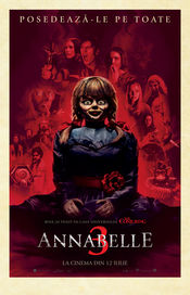 Poster Annabelle Comes Home