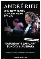 André Rieu: Concert de Anul Nou din Sydney
