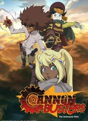 Poster Cannon Busters