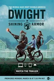 Poster Dwight In Shining Armour