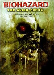 Poster Biohazard: The Alien Force
