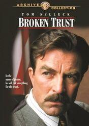 Poster Broken Trust
