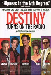 Poster Destiny Turns on the Radio