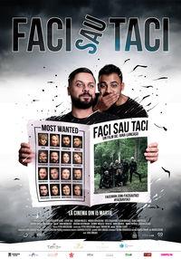 Poster FACI SAU TACI