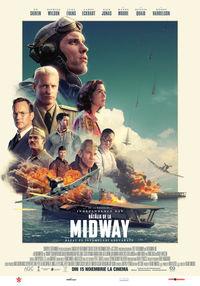 Poster BATALIA DE LA MIDWAY