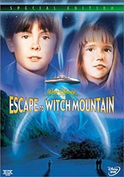 Poster Escape to Witch Mountain