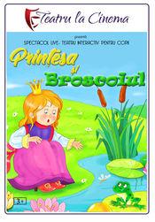 Poster Prințesa și broscoiul