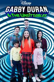 Poster Gabby Duran & The Unsittables