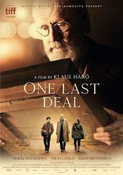 Poster One Last Deal