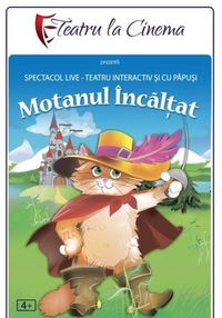 Poster MOTANUL INCALTAT