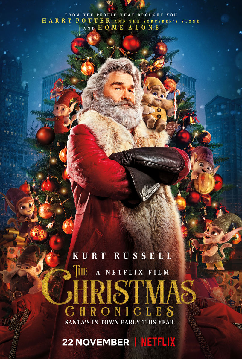The Christmas Chronicles (2018) Online Subtitrat