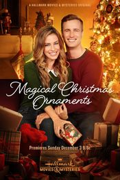 Poster Magical Christmas Ornaments
