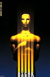Poster The 67th Annual Academy Awards