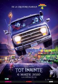 Poster TOT INAINTE - 3D - DUBLAT