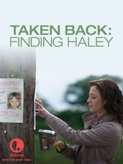 Poster Taken Back: Finding Haley
