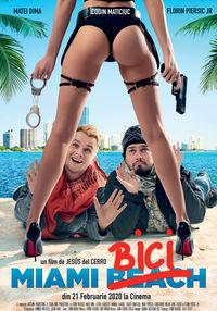 Poster MIAMI BICI