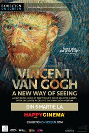 Poster Exhibition on Screen: Vincent Van Gogh