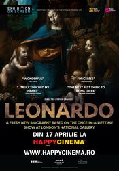 Poster Leonardo Live