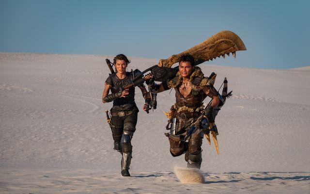 Film - Vânătorul de monștri