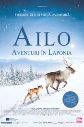 Poster Aïlo: Une odyssée en Laponie