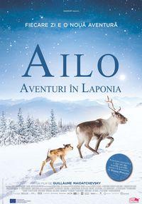 Poster AILO - AVENTURI IN LAPONIA - DUBLAT