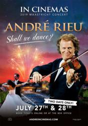 Poster André Rieu - Shall We Dance?