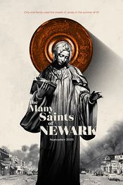 Poster The Many Saints of Newark