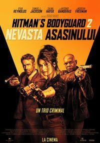 Poster HITMAN'S BODYGUARD 2: NEVASTA ASASINULUI