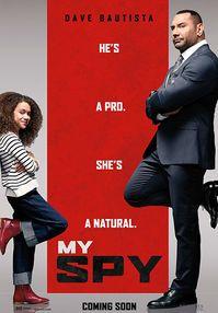 Poster MY SPY