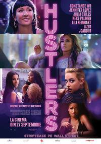 Poster HUSTLERS: STRIPTEASE PE WALL STREET