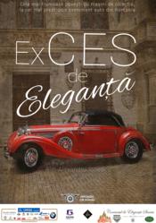 Poster ExCES de Eleganță