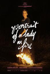 Poster Portrait de la jeune fille en feu