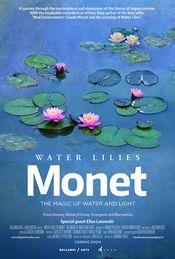 Poster Le ninfee di Monet - Un incantesimo di acqua e luce