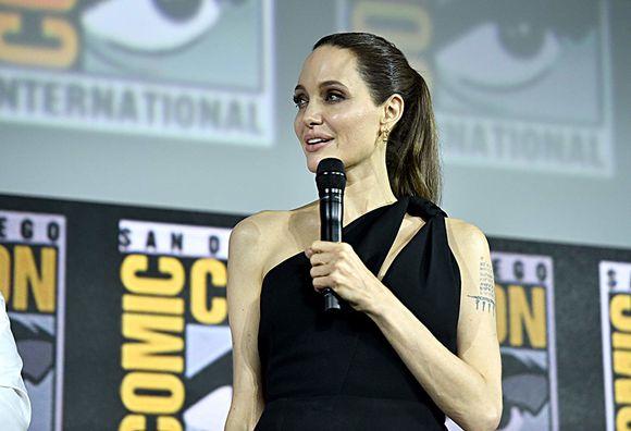 Angelina Jolie în Eternals