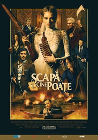 Poster SCAPA CINE POATE