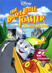 Poster The Brave Little Toaster to the Rescue