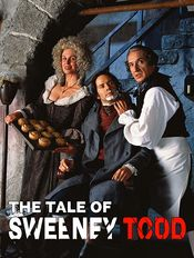 Poster The Tale of Sweeney Todd