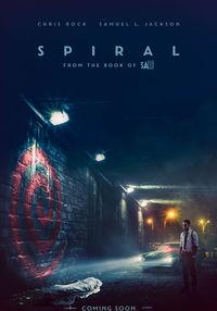 Poster SPIRAL: URMATORUL CAPITOL SAW