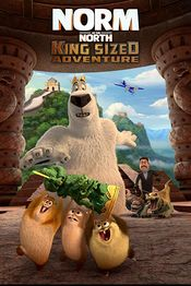 Poster Norm of the North: King Sized Adventure