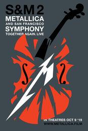 Poster Metallica & San Francisco Symphony: S&M2