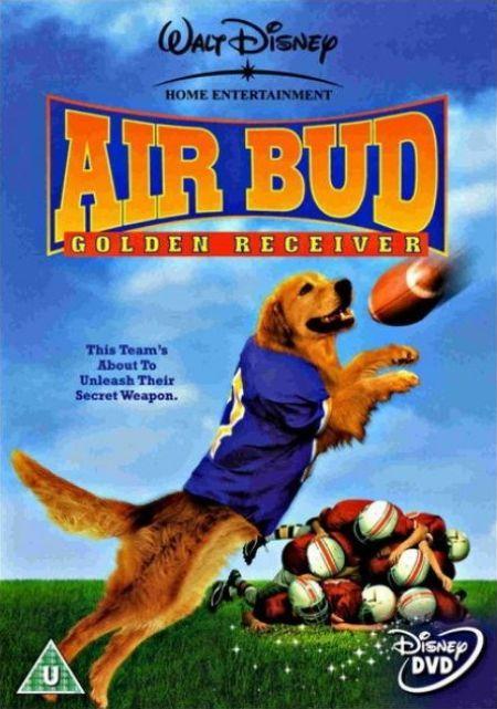 air bud golden receiver buddy arma secret� 1998