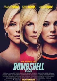 Poster BOMBSHELL: SCANDALUL