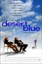 Poster Desert Blue