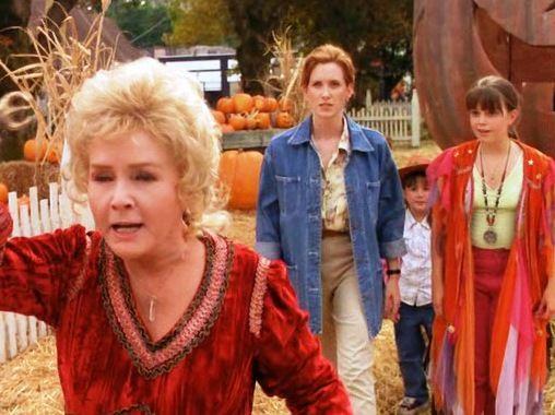 filmul orasul halloween 1-2