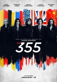 Poster THE 355